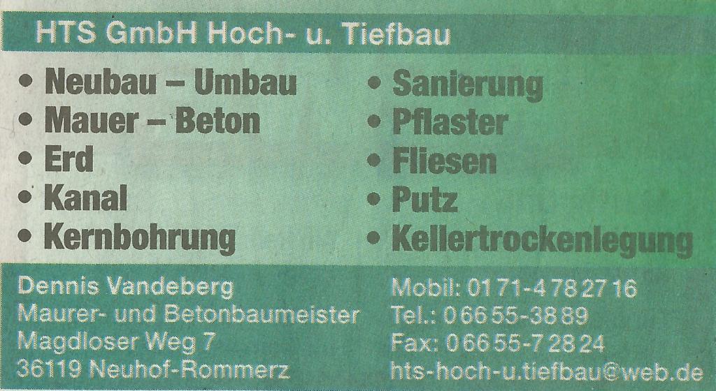 HTS-Bau