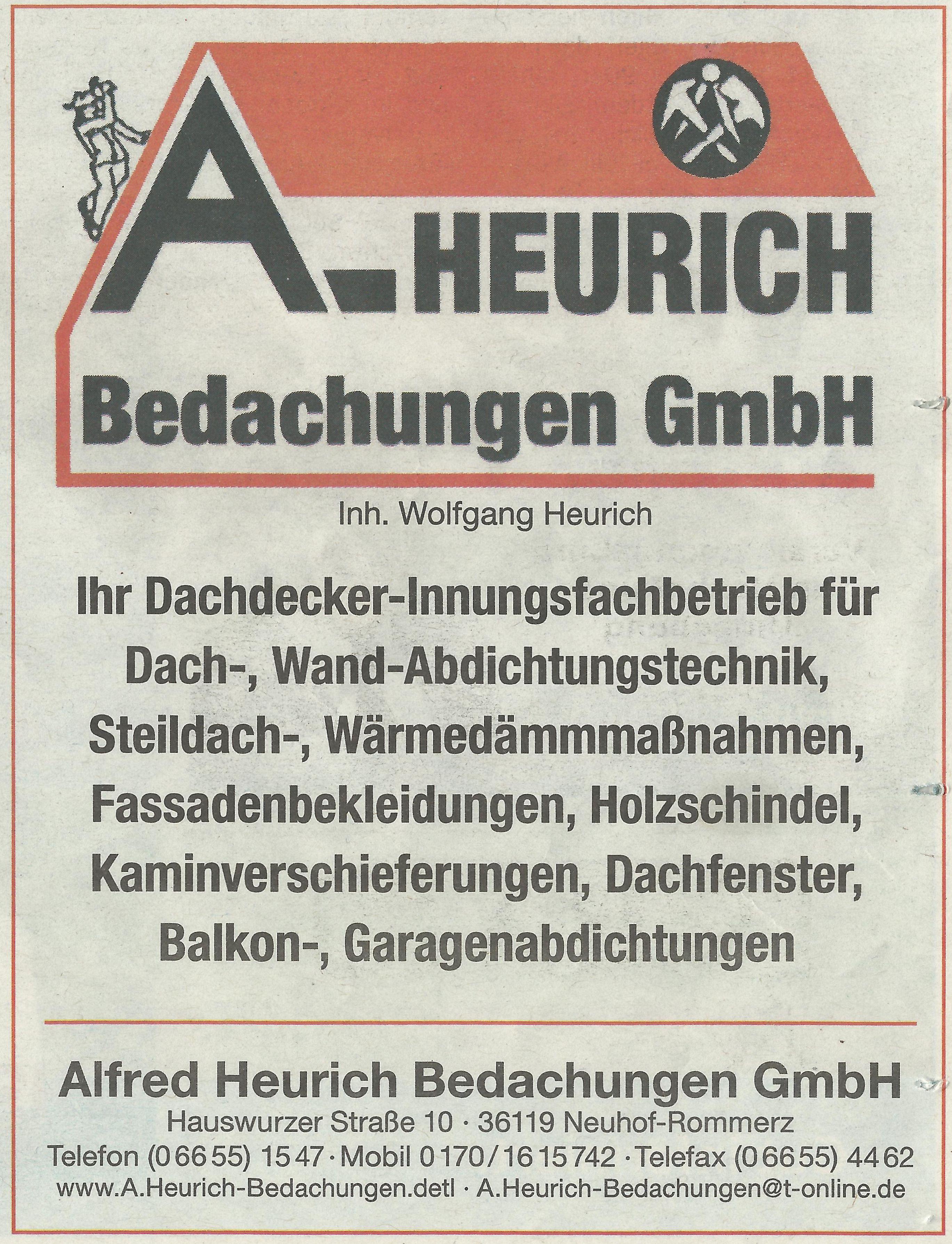 Heurich-Dach