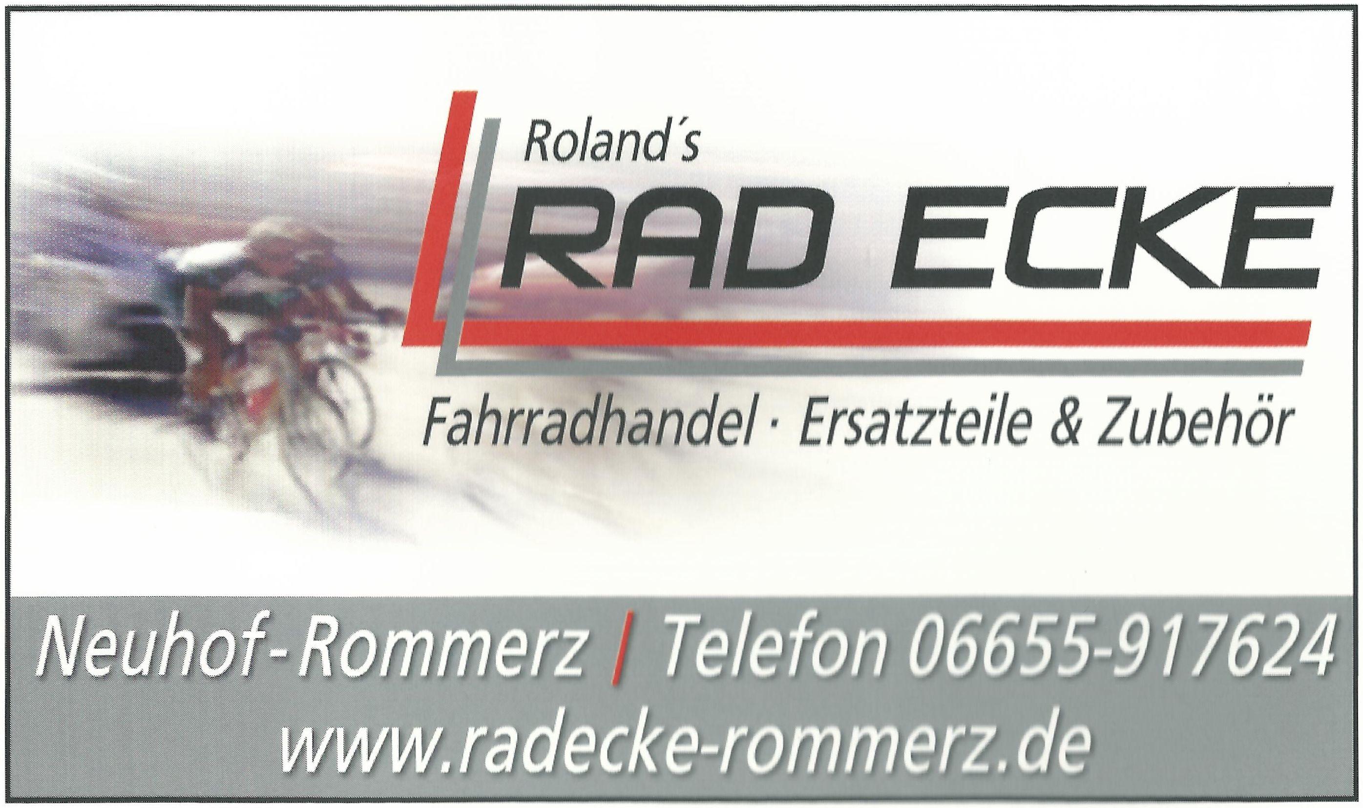 Rad-Ecke