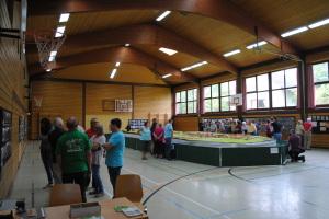 Modell Turnhalle (2)