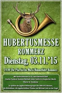 Plakat-Hubertusmesse