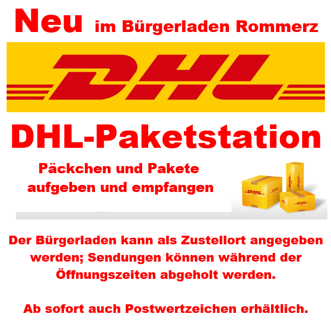 DHL-Paketstation